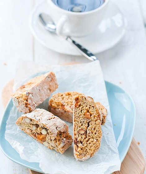 Whole Grain Biscotti Recipe