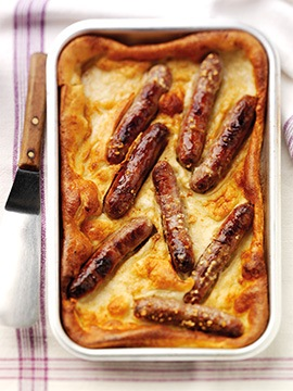 Oatmeal Toad in the Hole Recipe